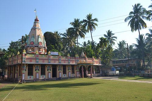 Shri-Siddhivinayak-Temple-Nandgaon-Murund